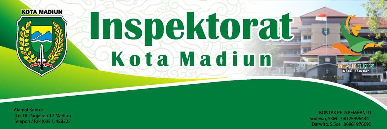 Inspektorat Kota Madiun